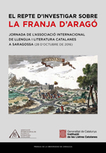 Actes de la Jornada de Saragossa 2016